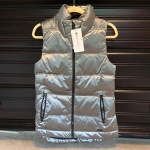 Athleta Down Vest.  Brand New.